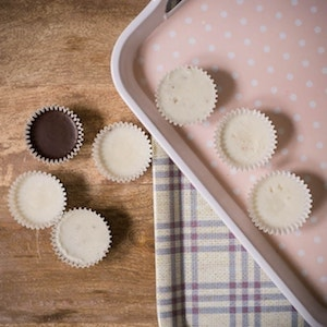 Layered Peppermint Patties
