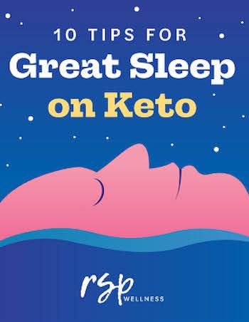 Great Sleep on Keto