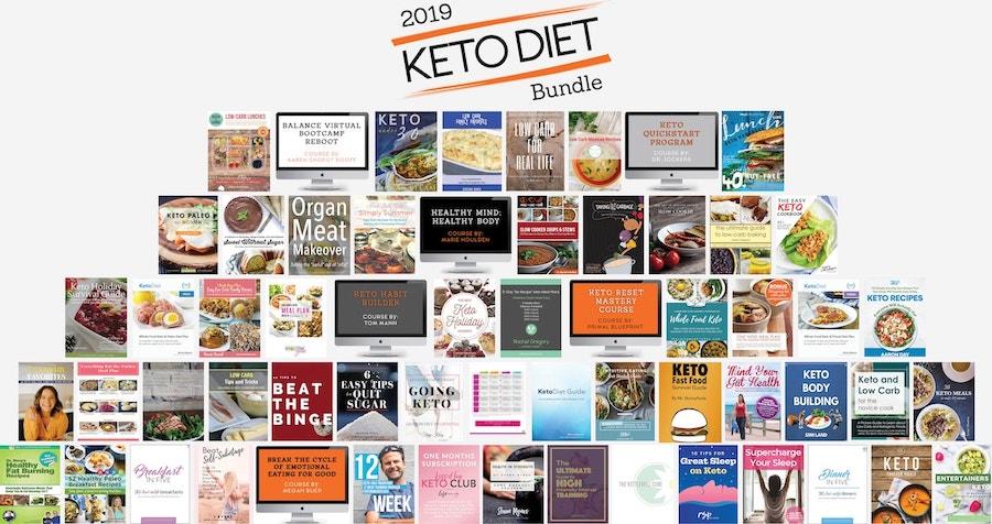 2019 Keto Diet Bundle